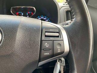2017 Holden Colorado RG MY18 LTZ Pickup Crew Cab Black 6 Speed Sports Automatic Utility