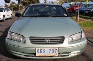 2000 Toyota Camry SXV20R CSi Green 4 Speed Automatic Sedan.