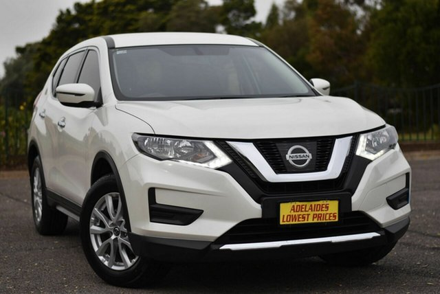 Used Nissan X-Trail T32 Series II ST X-tronic 2WD Melrose Park, 2018 Nissan X-Trail T32 Series II ST X-tronic 2WD White 7 Speed Constant Variable Wagon