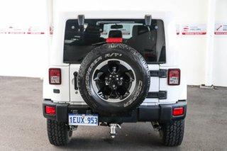 2014 Jeep Wrangler JK MY14 Polar 5 Speed Automatic Softtop