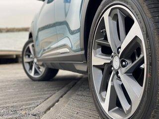 2020 Hyundai Kona OS.3 MY20 Highlander 2WD Cermaic Blue Ttr/bla 6 Speed Sports Automatic Wagon