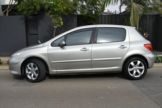 2006 Peugeot 307 T6 XSE Silver 4 Speed Sports Automatic Hatchback.