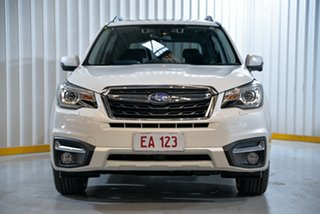 2017 Subaru Forester S4 MY17 2.0D-S CVT AWD White 7 Speed Constant Variable Wagon