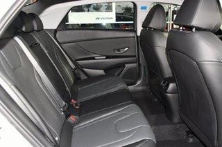 2021 Hyundai i30 CN7.V1 MY21 Active Polar White 6 Speed Sports Automatic Sedan