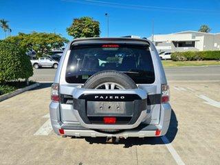 2014 Mitsubishi Pajero NW MY14 GLX Silver 5 Speed Sports Automatic Wagon