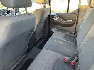 2012 Nissan Navara D40 S6 MY12 ST 6 Speed Manual Utility