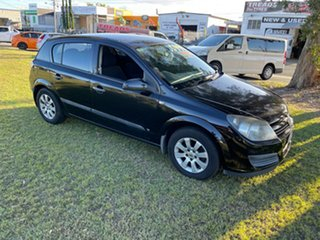 2005 Holden Astra AH MY05 CD Grey 4 Speed Automatic Hatchback.