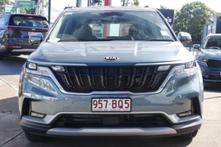 2020 Kia Carnival KA4 MY21 SLi Astra Blue 8 Speed Sports Automatic Wagon