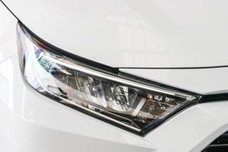 2020 Toyota RAV4 Mxaa52R GXL 2WD Glacier White 10 Speed Constant Variable Wagon
