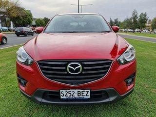 2015 Mazda CX-5 KE1032 Maxx SKYACTIV-Drive AWD Sport Soul Red 6 Speed Sports Automatic Wagon