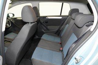 2012 Volkswagen Golf VI MY12.5 BlueMOTION Blue 5 Speed Manual Hatchback