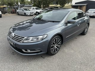 2012 Volkswagen CC Type 3CC MY13 125TDI DSG Grey 6 Speed Sports Automatic Dual Clutch Coupe.
