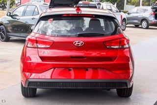 2021 Hyundai i30 PD.V4 MY21 Red 6 Speed Sports Automatic Hatchback.