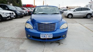 2006 Chrysler PT Cruiser PG MY2006 Limited Blue 4 Speed Sports Automatic Convertible.