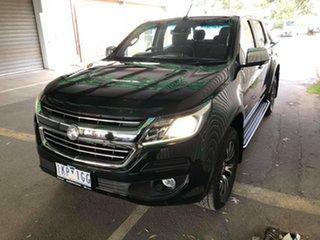 2017 Holden Colorado RG MY17 LTZ Pickup Crew Cab Black 6 Speed Sports Automatic Utility