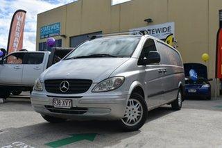 2006 Mercedes-Benz Vito 109CDI Extra Long 6 Speed Manual Van.