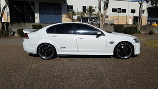2013 Holden Commodore VE II MY12.5 SS Z-Series White 6 Speed Automatic Sedan.