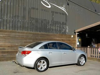 2011 Holden Cruze JH Series II MY11 CDX Silver 6 Speed Sports Automatic Sedan