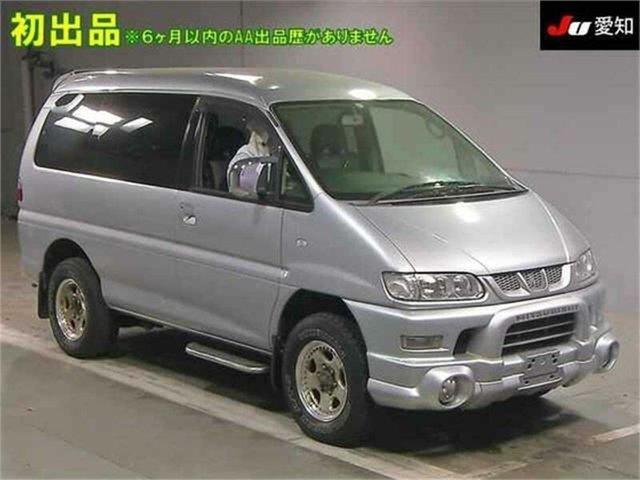 Used Mitsubishi Delica Silverwater, 2005 Mitsubishi Delica PD6W Spacegear Chamonix Silver Automatic Van Wagon