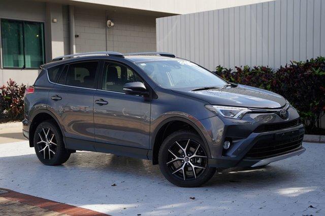 Used Toyota RAV4 Cairns, 2017 Toyota RAV4 Grey Wagon