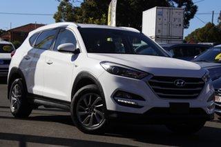 2018 Hyundai Tucson TL2 MY18 Active AWD White 6 Speed Sports Automatic Wagon.