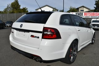 2016 Holden Special Vehicles ClubSport Gen-F2 MY16 R8 Tourer LSA White 6 Speed Sports Automatic