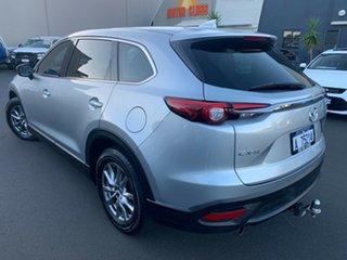 2016 Mazda CX-9 TC Touring SKYACTIV-Drive Silver 6 Speed Sports Automatic Wagon.
