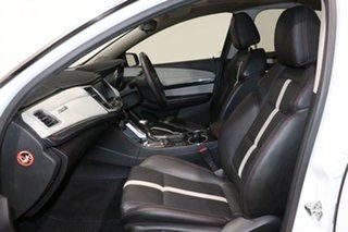 2013 Holden Commodore VF SS-V Redline Heron White 6 Speed Automatic Sedan