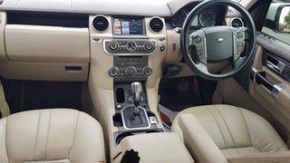 2012 Land Rover Discovery 4 MY12 3.0 SDV6 SE 6 Speed Automatic Wagon