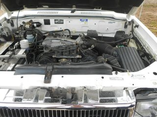 1992 Holden Jackaroo UBS S 4 Speed Automatic Wagon