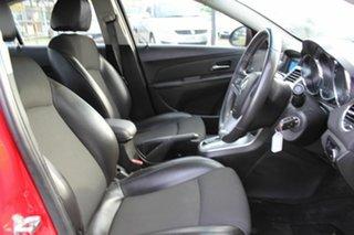 2012 Holden Cruze JH Series II MY13 SRi Red 6 Speed Sports Automatic Sedan