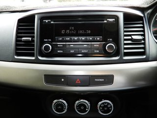 2015 Mitsubishi Lancer CJ MY15 ES Sport Titanium 6 Speed Constant Variable Sedan