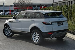 2016 Land Rover Range Rover Evoque L538 MY17 TD4 150 SE White 9 Speed Sports Automatic Wagon