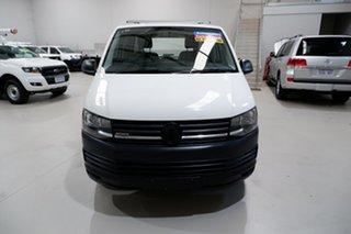 2017 Volkswagen Transporter T6 MY17 TDI400 SWB DSG 4MOTION White 7 Speed.