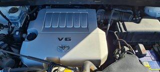 2012 Toyota Kluger GSU45R MY12 KX-R AWD Pearl White 5 Speed Sports Automatic Wagon.