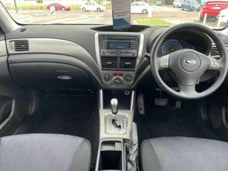 2008 Subaru Forester MY08 X White 4 Speed Auto Elec Sportshift Wagon
