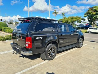 2017 Holden Colorado RG MY18 Storm Pickup Crew Cab Black 6 Speed Sports Automatic Utility.