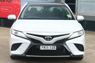 2020 Toyota Camry ASV70R SL Frosted White 6 Speed Sports Automatic Sedan