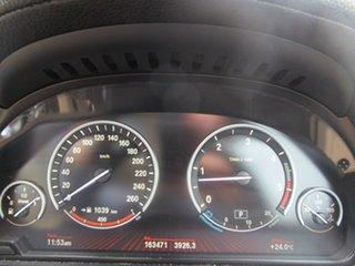2011 BMW 7 Series F01 MY1110 730d Steptronic Grey 6 Speed Sports Automatic Sedan