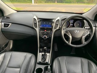 2016 Hyundai i30 GD4 Series II Active X Red Sports Automatic Hatchback