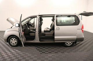 2012 Hyundai iMAX TQ-W MY12 Silver 5 speed Automatic Wagon