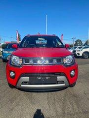 2021 Suzuki Ignis MF Series II GL Red 1 Speed Constant Variable Hatchback.