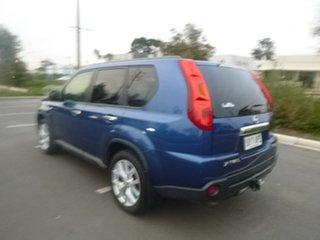 2010 Nissan X-Trail T31 TL Blue Sports Automatic Wagon