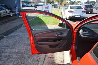 2015 Holden Ute VF MY15 SV6 Storm Red 6 Speed Manual Utility