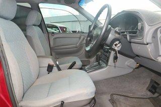 1994 Toyota Lexcen VR CSi Red 4 Speed Automatic Sedan