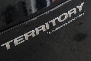 2010 Ford Territory SY MkII TS (RWD) 4 Speed Auto Seq Sportshift Wagon