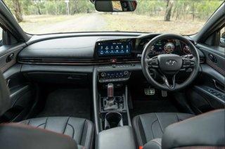 2021 Hyundai i30 CN7.V1 MY21 N Line Premium Fiery Red 7 Speed Auto Dual Clutch Sedan