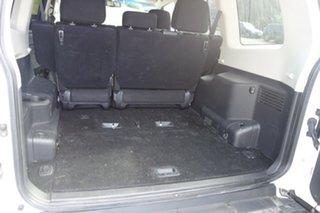 2015 Mitsubishi Pajero NX MY15 GLX White 5 Speed Sports Automatic Wagon