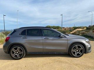 2016 Mercedes-Benz GLA-Class X156 807MY GLA250 DCT 4MATIC Grey 7 Speed Sports Automatic Dual Clutch.