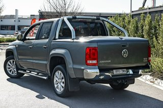 2016 Volkswagen Amarok 2H MY16 TDI420 4Motion Perm Highline Grey 8 Speed Automatic Utility.